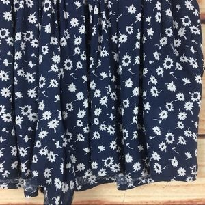Urban Outfitters Shorts - Urban Outfitters Pleated Waist Shorts Floral XS